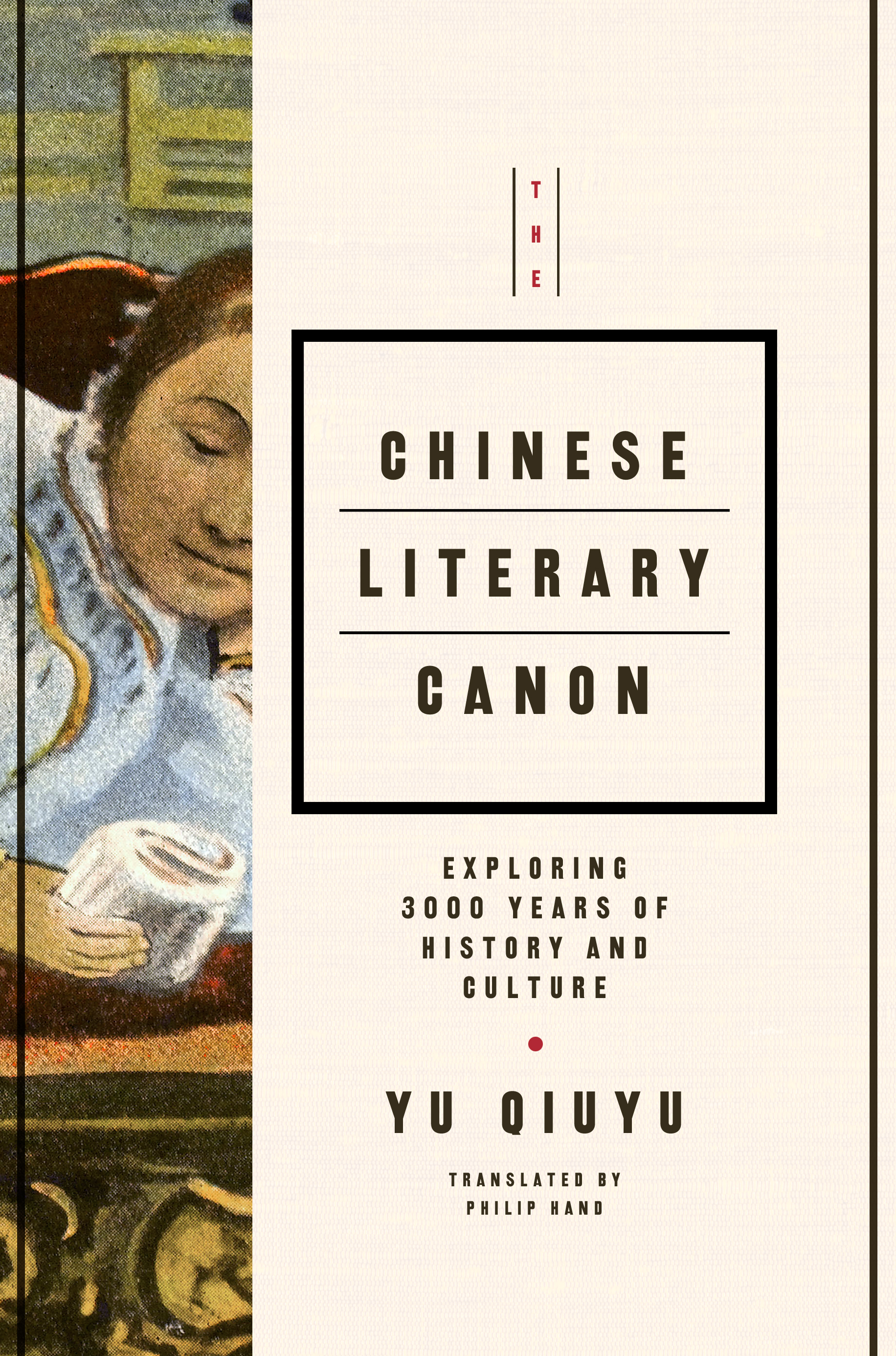 The Chinese Literary Canon