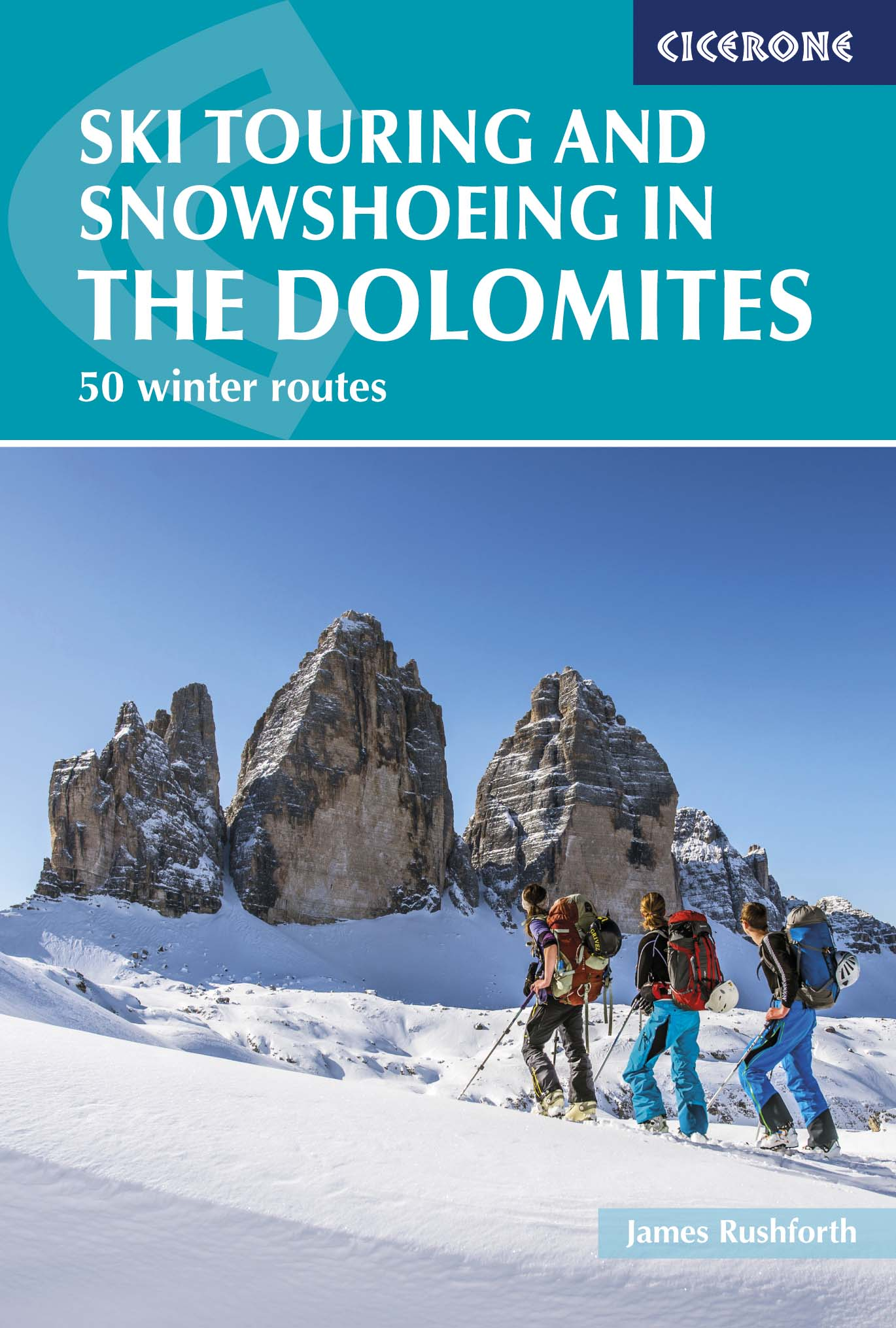 Ski Touring and Snowshoeing in the Dolomites
