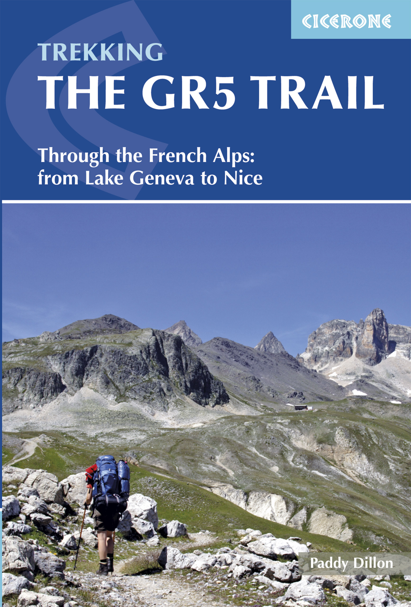 Trekking The GR5 Trail