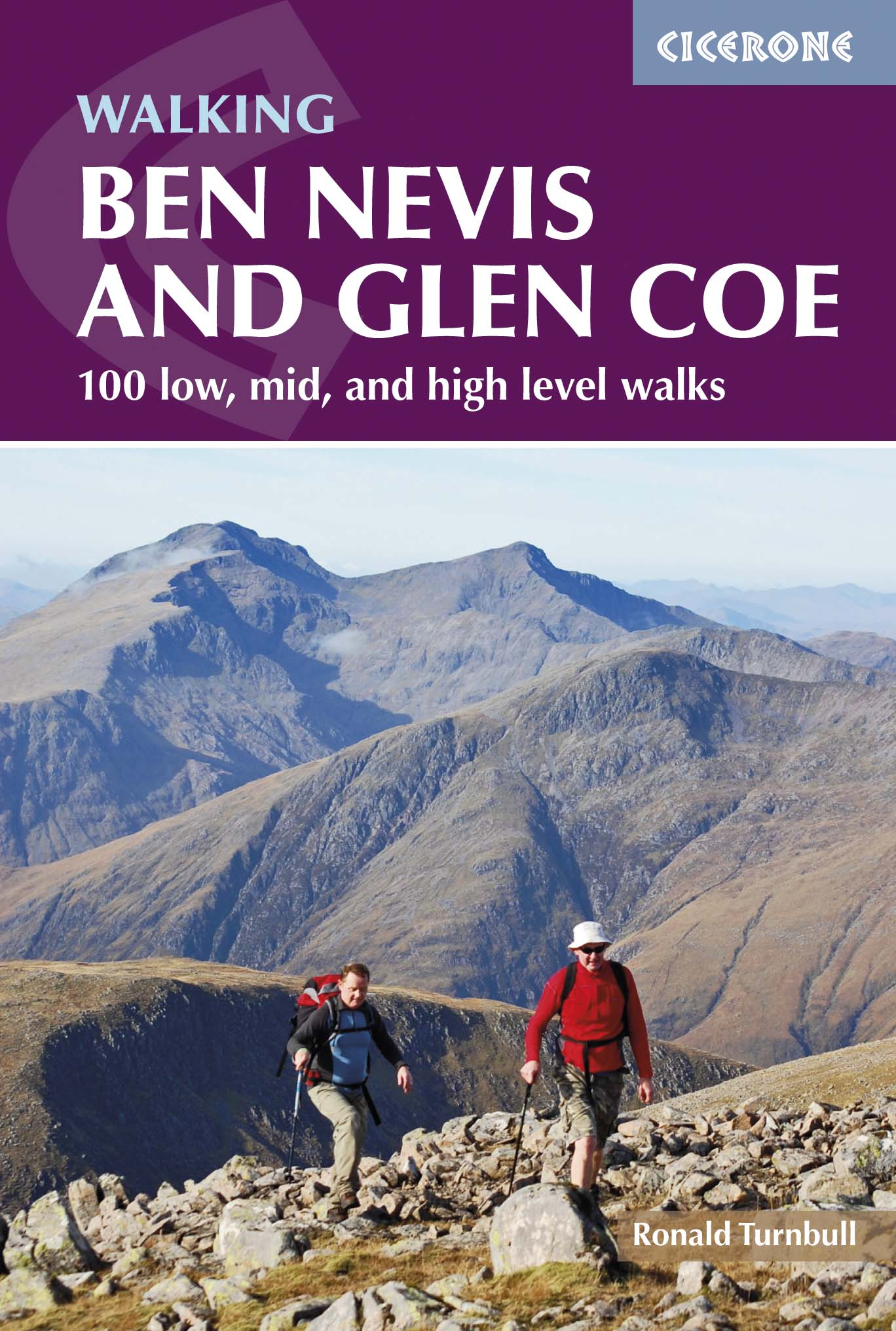 Walking Ben Nevis and Glen Coe
