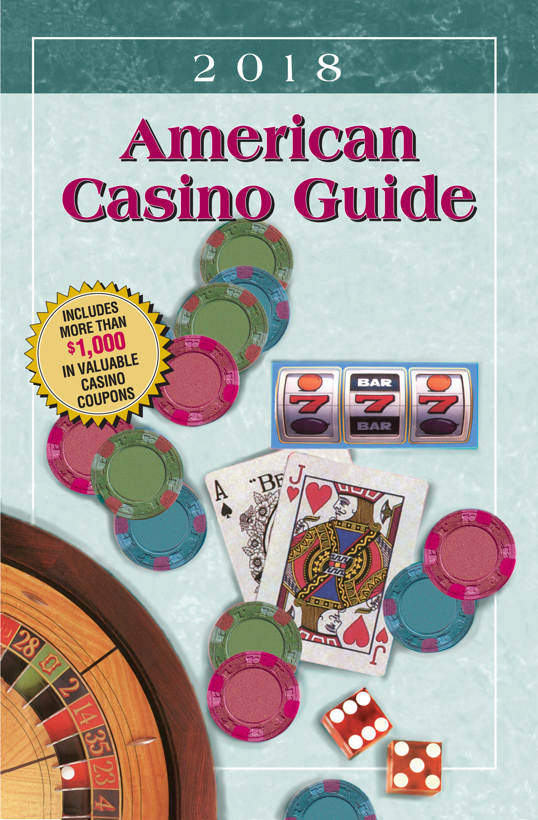 American Casino Guide 2018 Edition