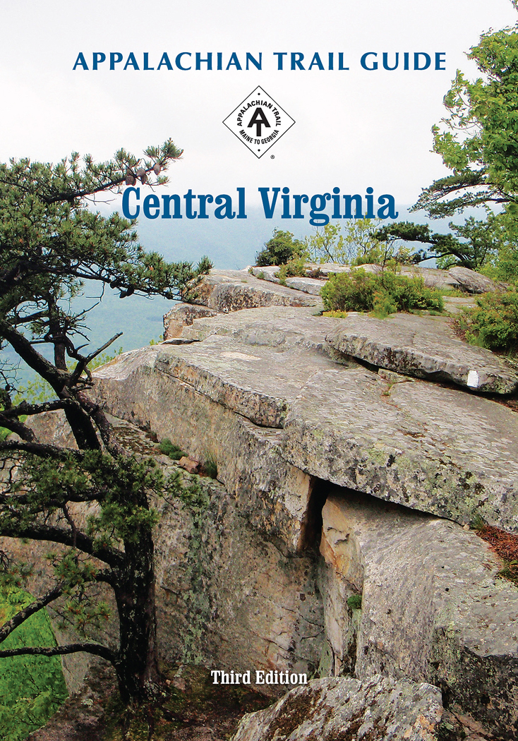 Appalachian Trail Guide to Central Virginia