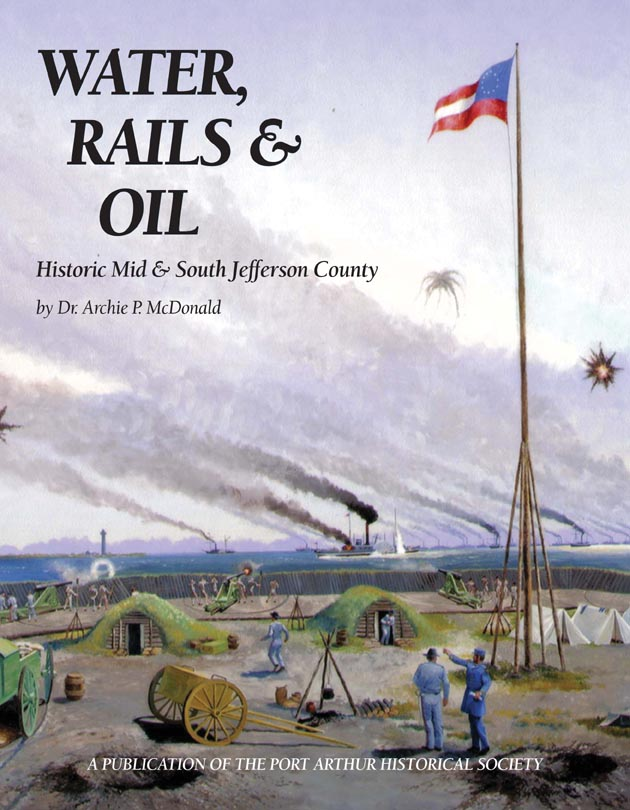 Water, Rails & Oil