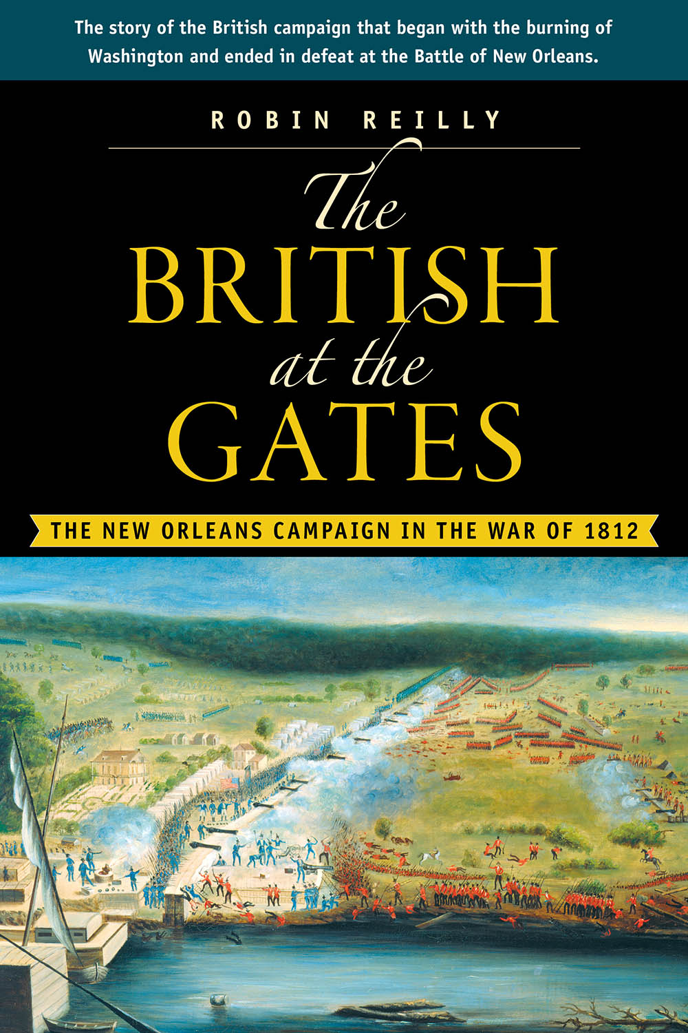 The British at the Gates