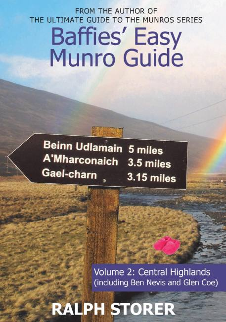 Baffies' Easy Munro Guide: Central Highlands