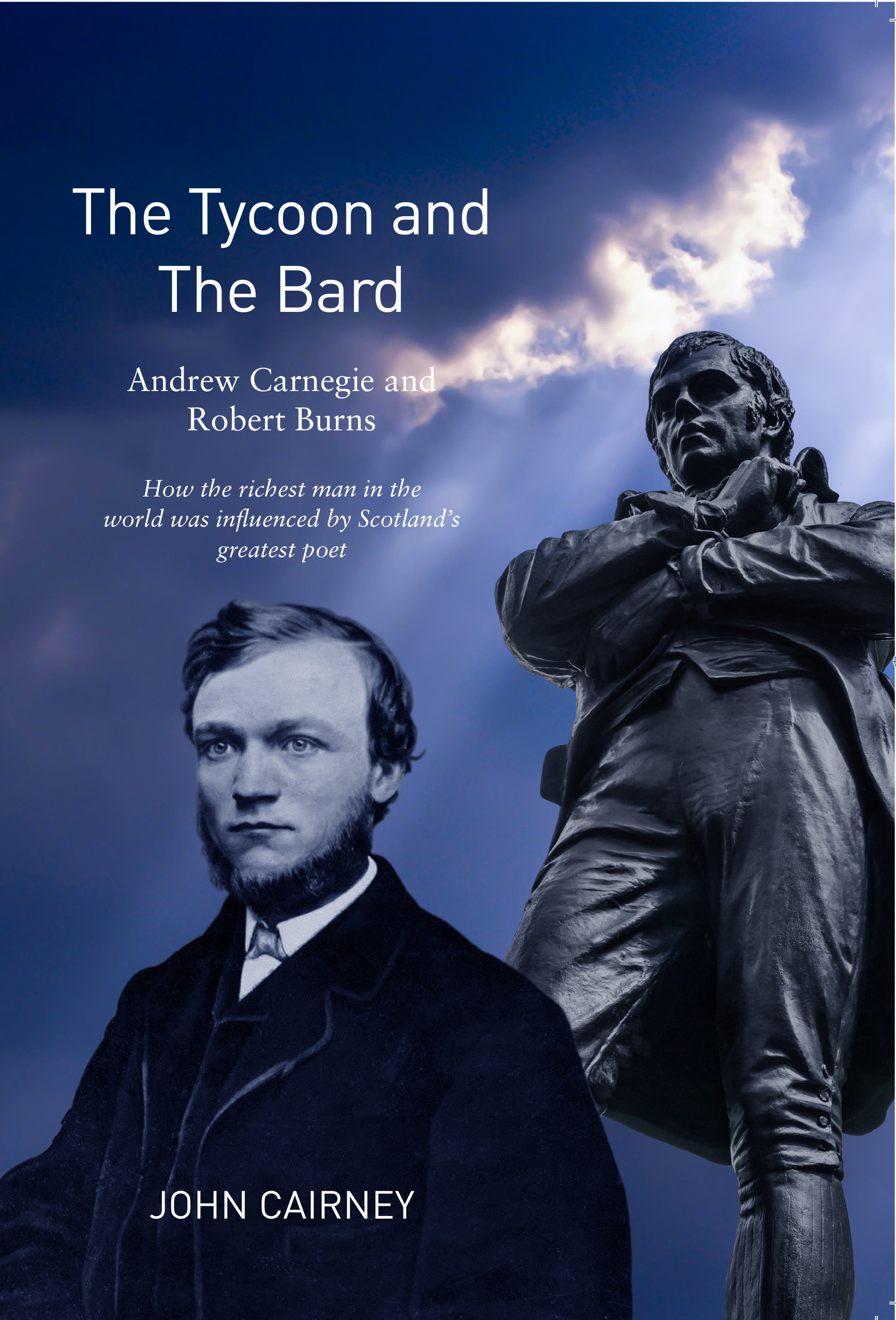 a biography of andrew carnegie the industrial tycoon and philantrophist