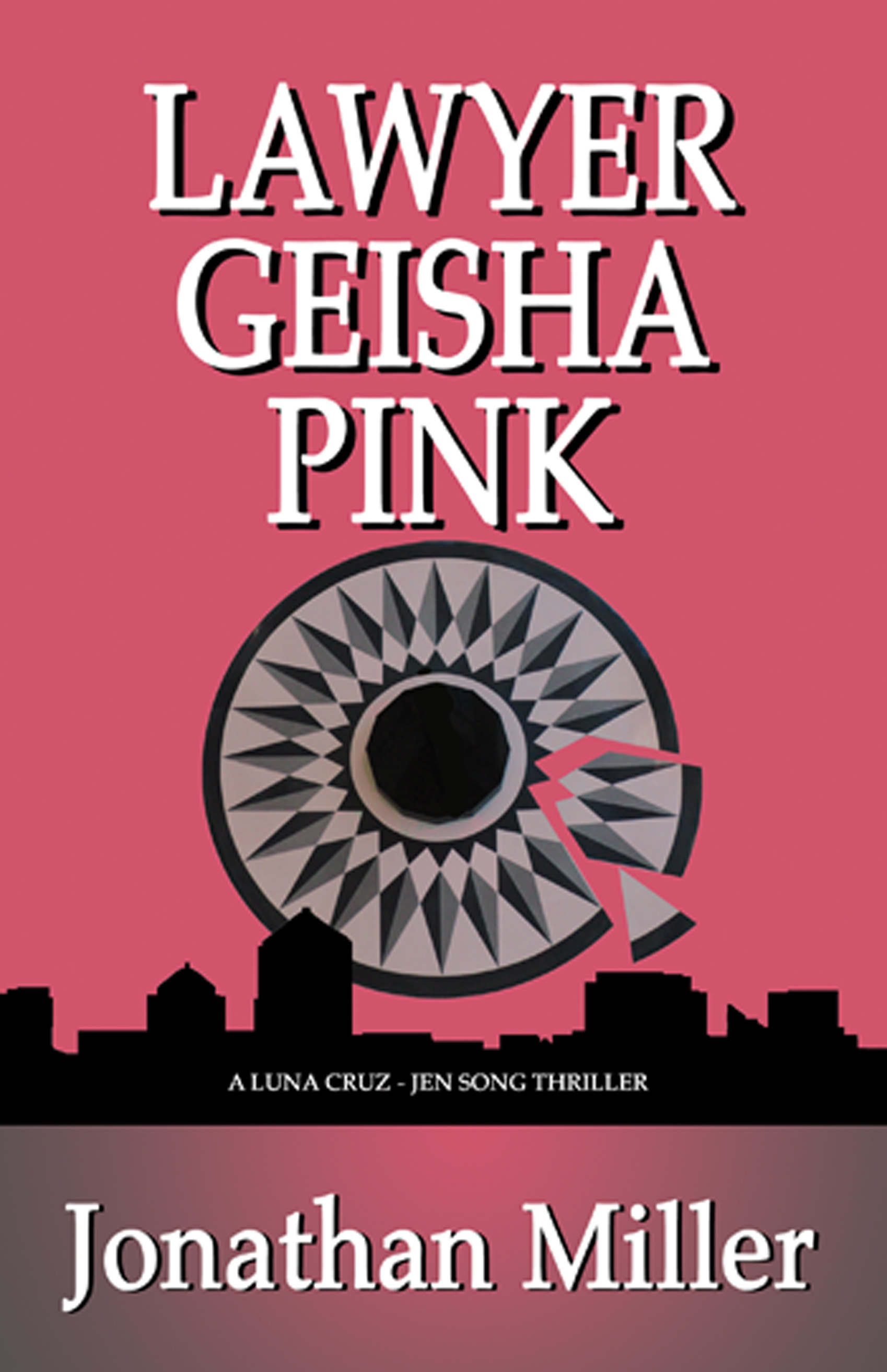 Lawyer Geisha Pink