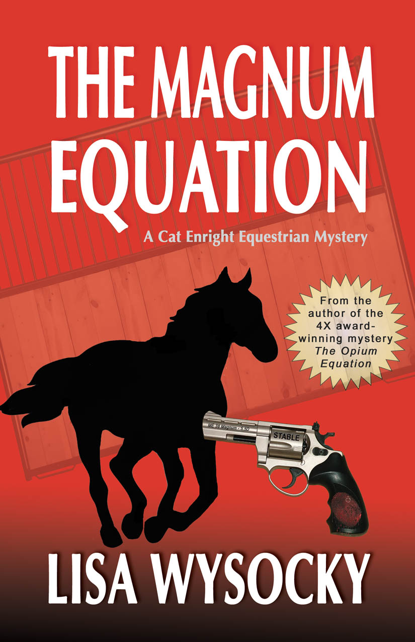 The Magnum Equation: A Cat Enright Equestrian Mystery