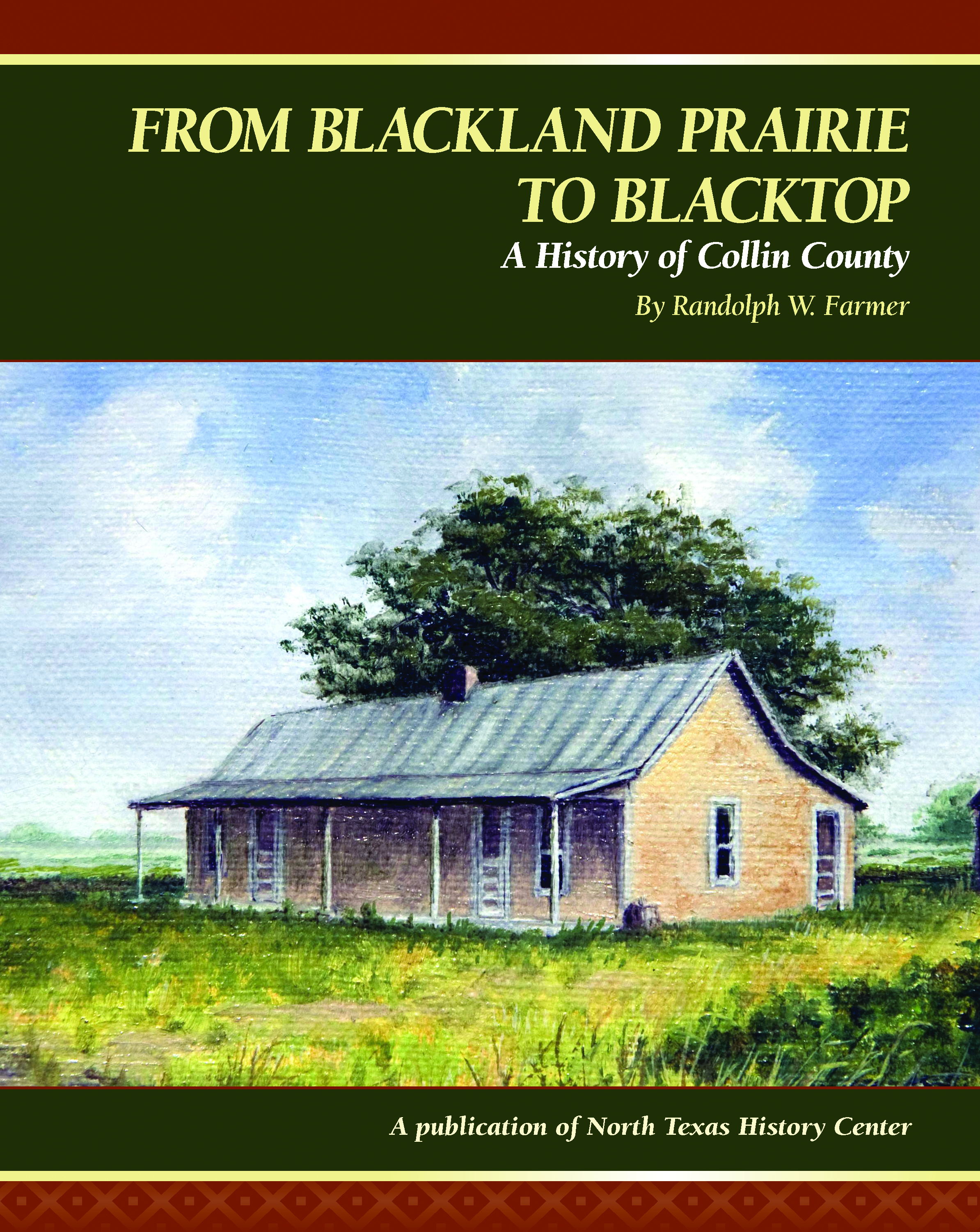 From Blackland Prairie to Blacktop