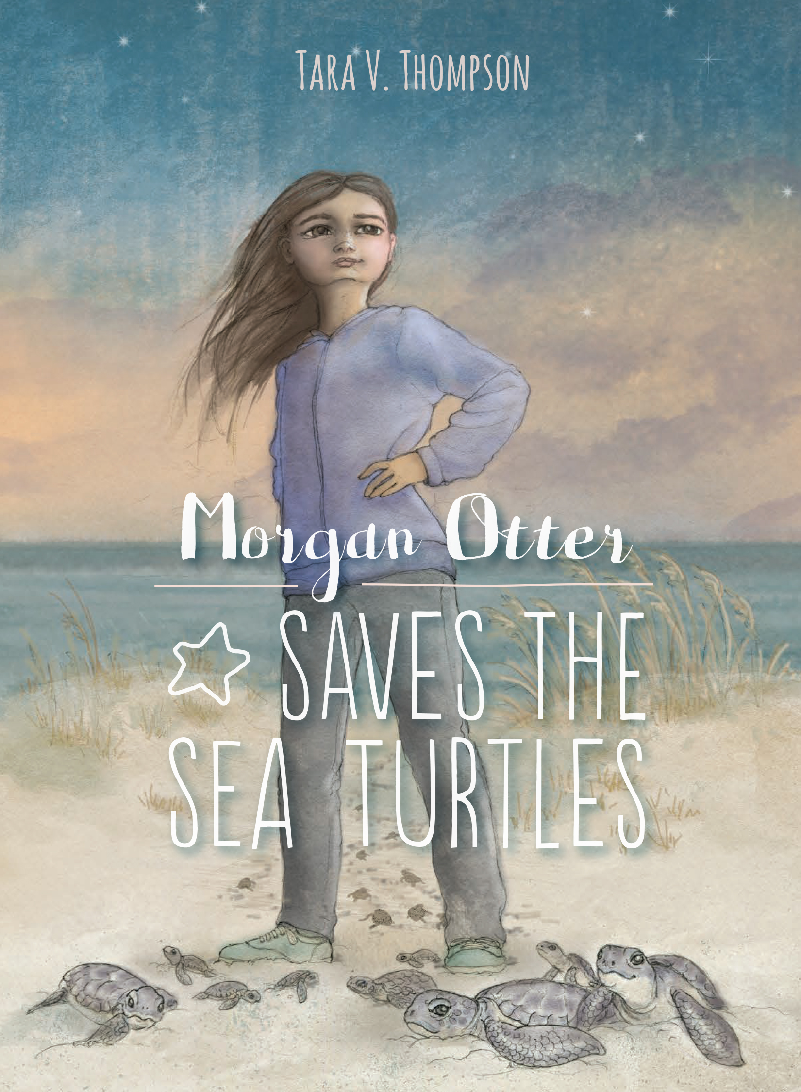Morgan Otter Saves the Sea Turtles