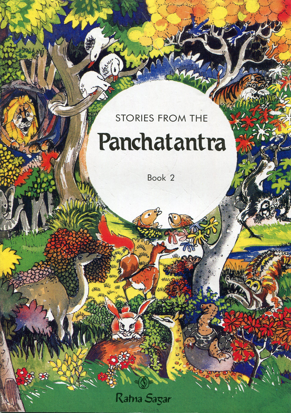 Stories from Panchatantra 2