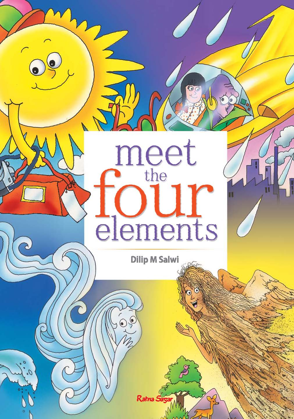 Meet the Four Elements (English)
