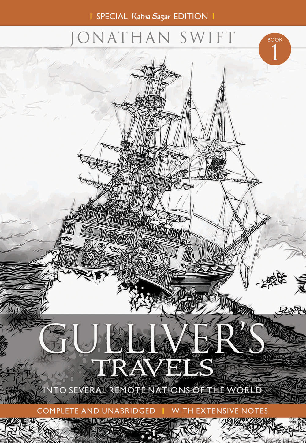 Gulliver Travels Part 1 - Into Several Remote Nations of the World