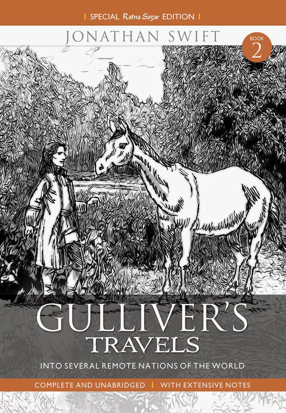 Gulliver Travels Part 2 - Into Several Remote Nations of the World