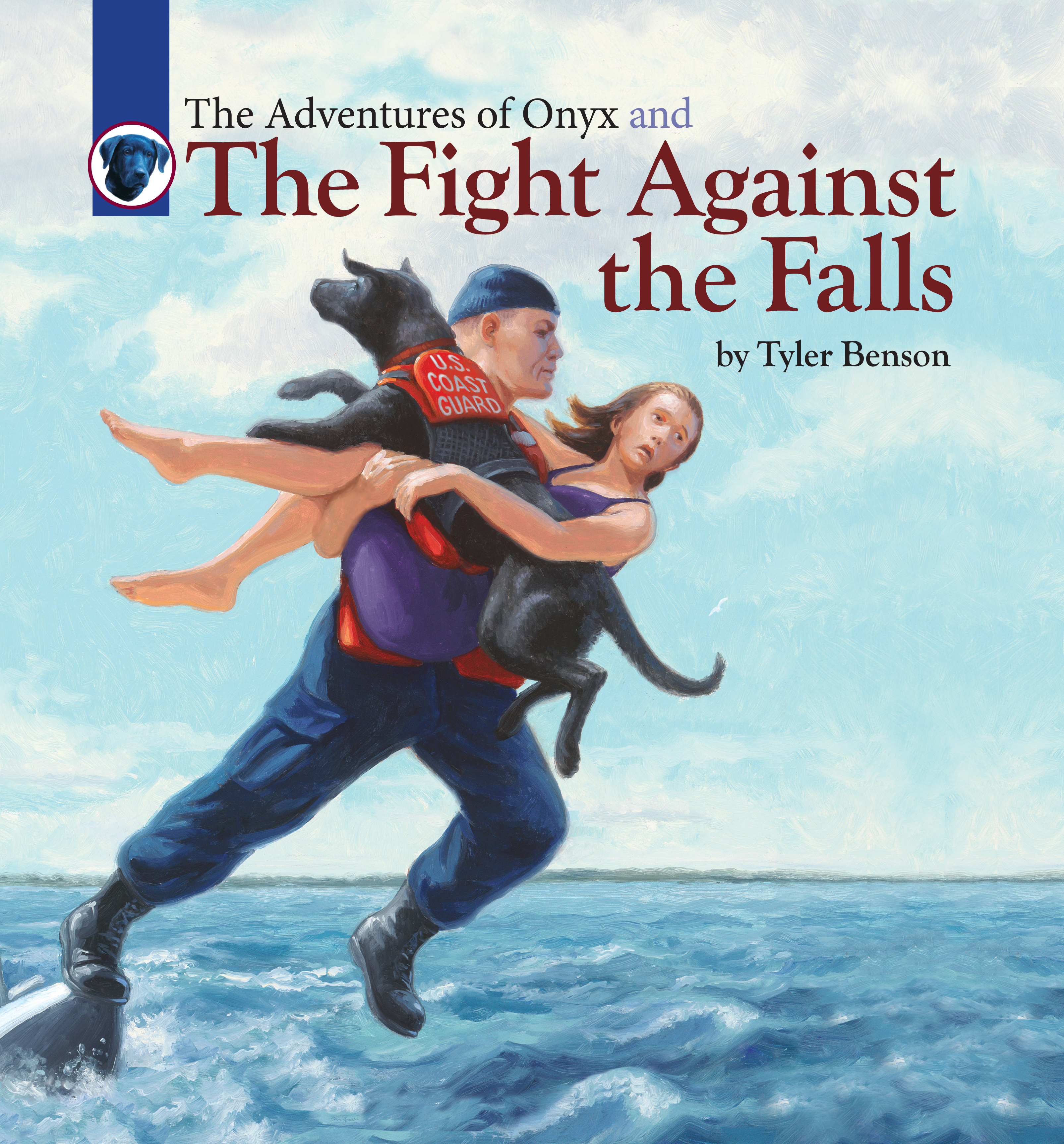 The Adventures of Onyx and The Fight Against the Falls