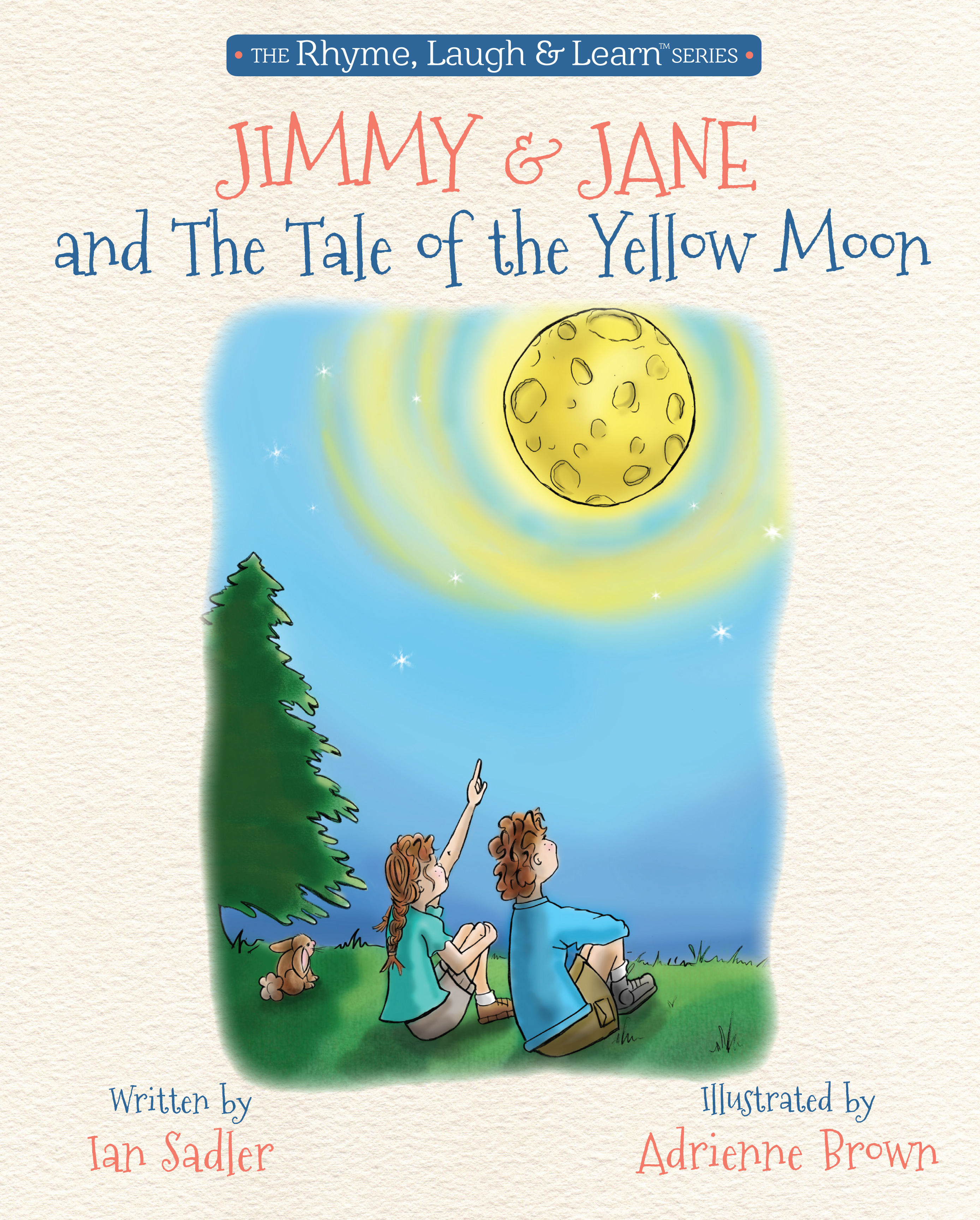 Jimmy & Jane and the Tale of the Yellow Moon