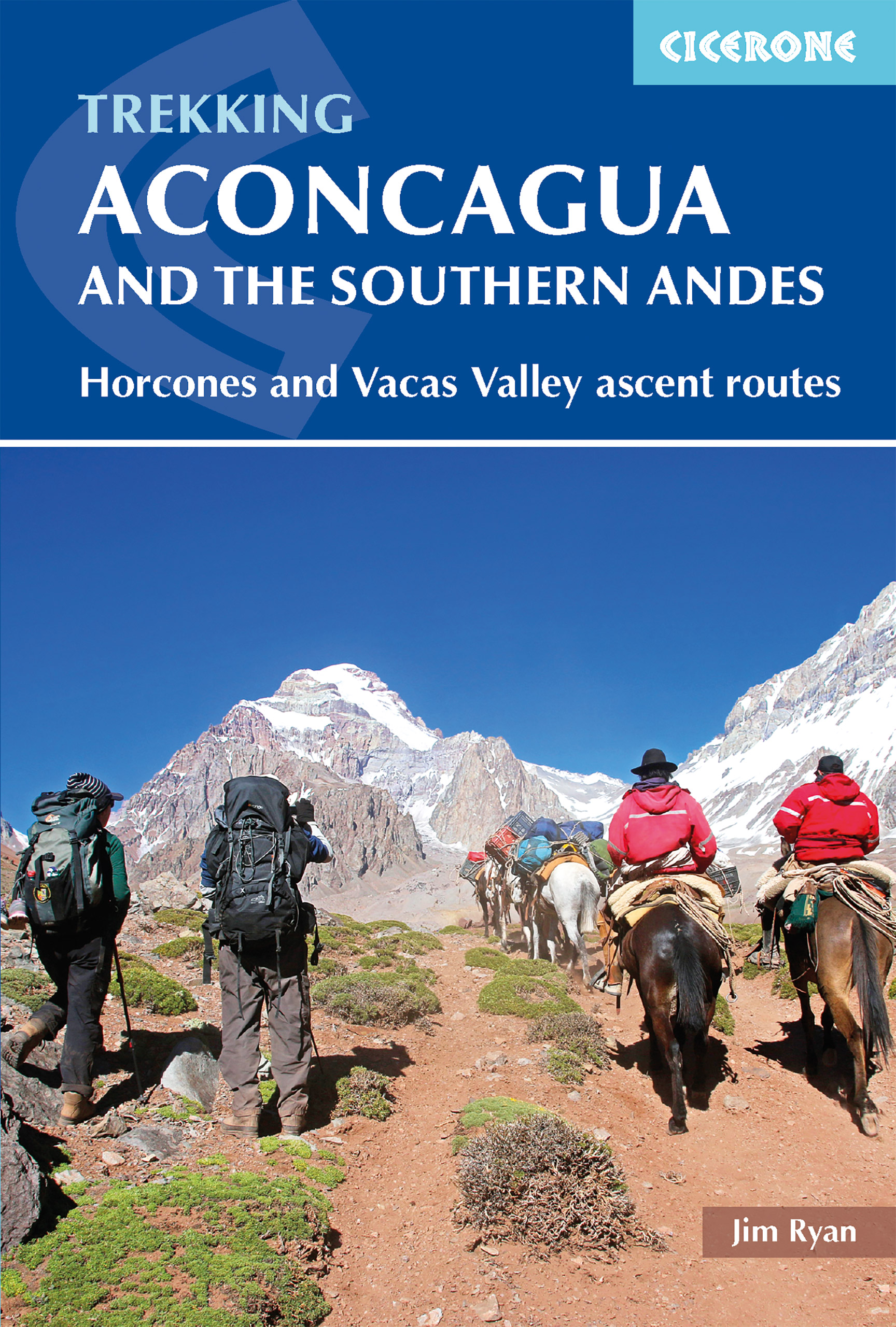 Trekking Aconcagua and the Southern Andes