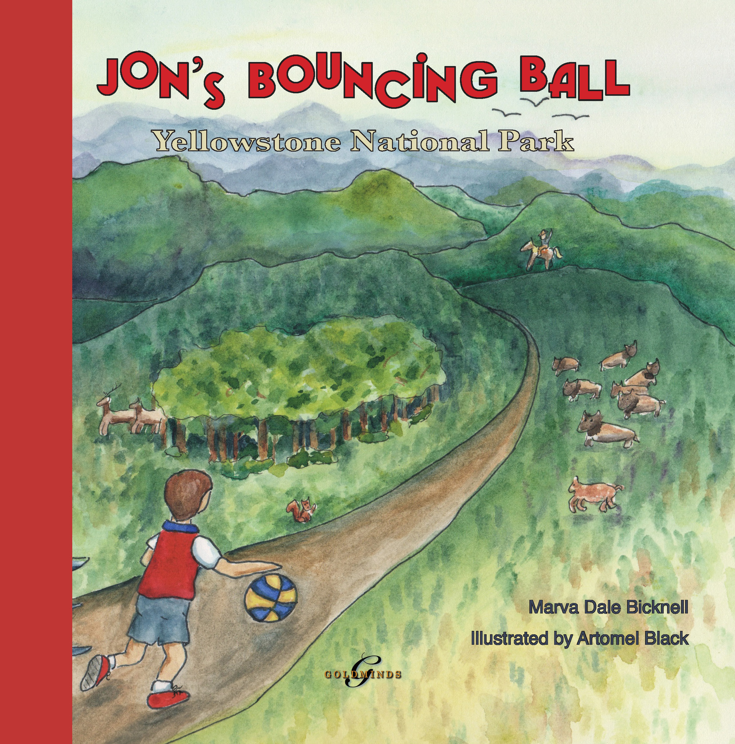 Jon's Bouncing Ball