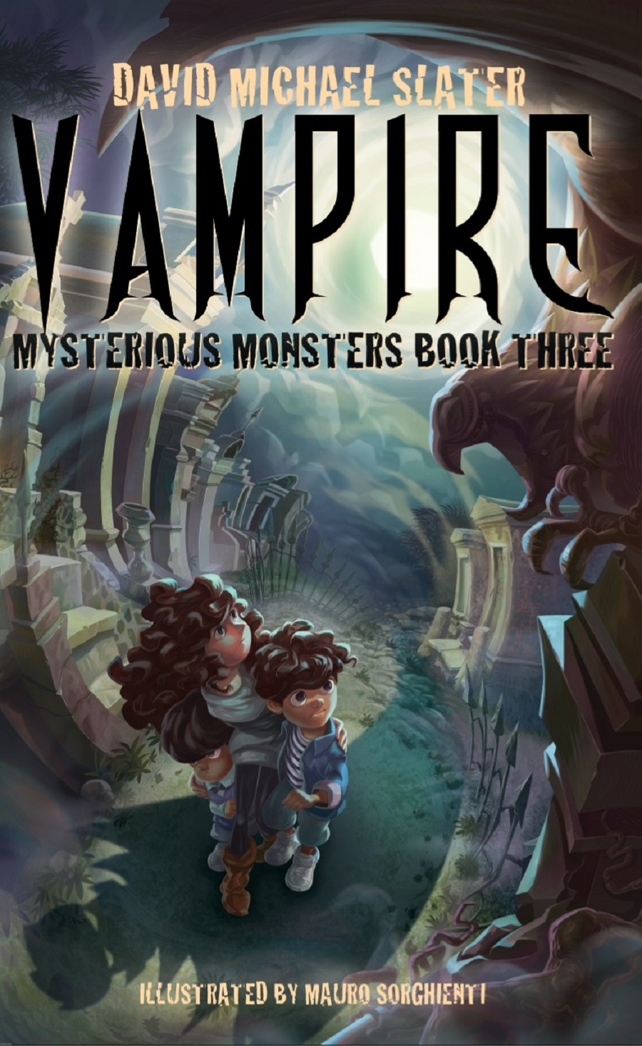 Vampire: Mysterious Monsters (book three)