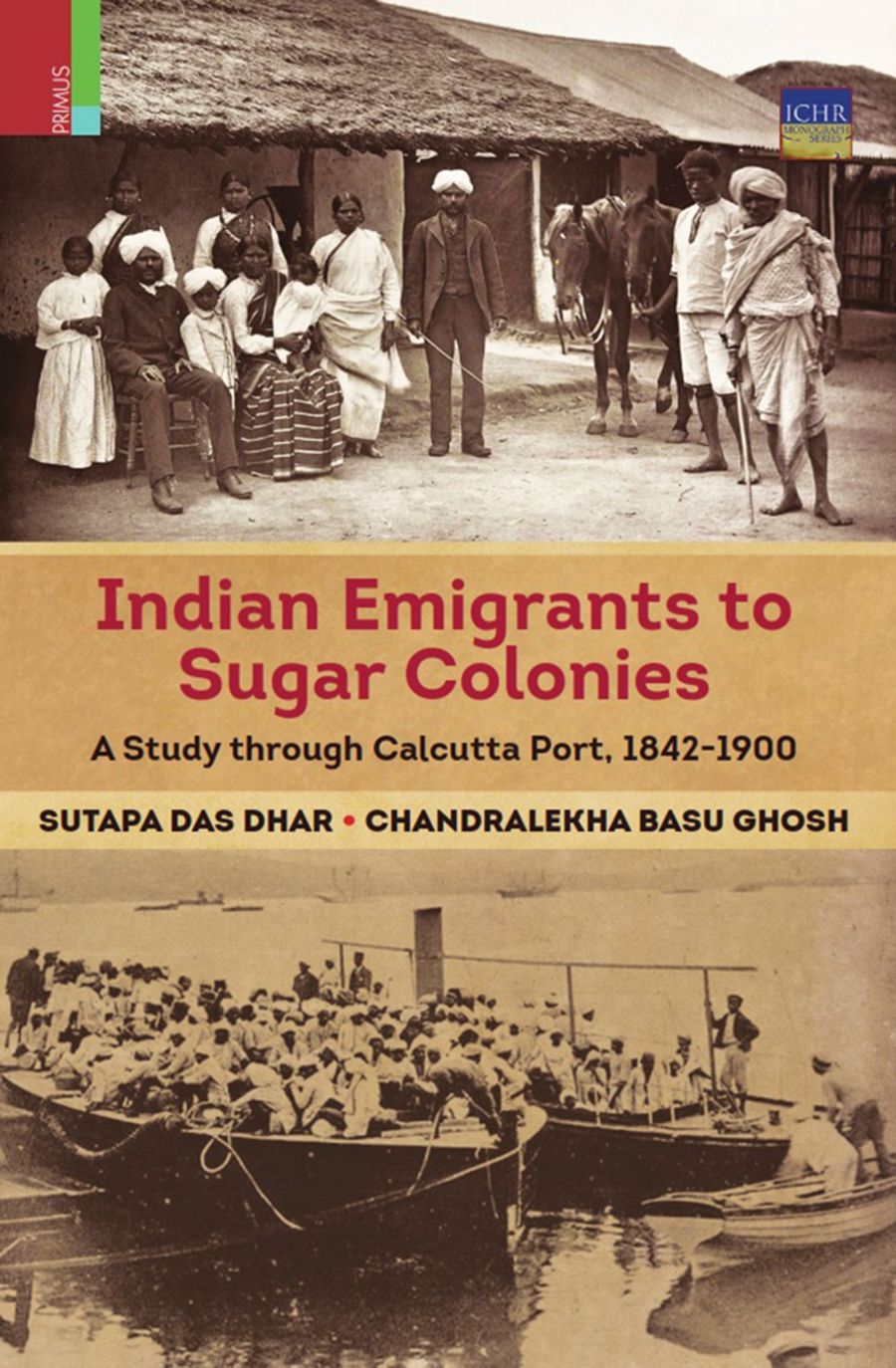 Indian Emigrants to Sugar Colonies