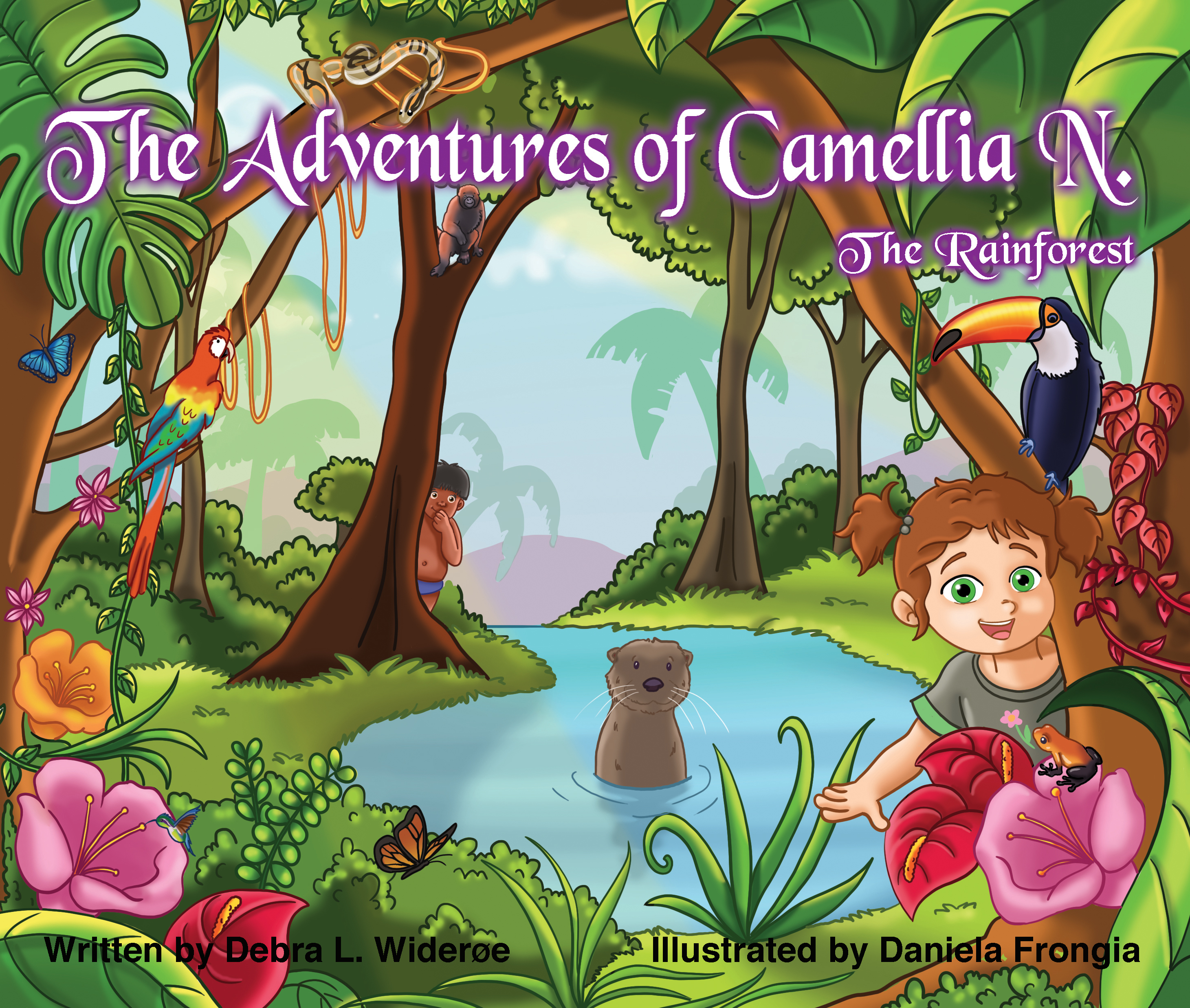 The Adventures of Camellia N.; The Rainforest