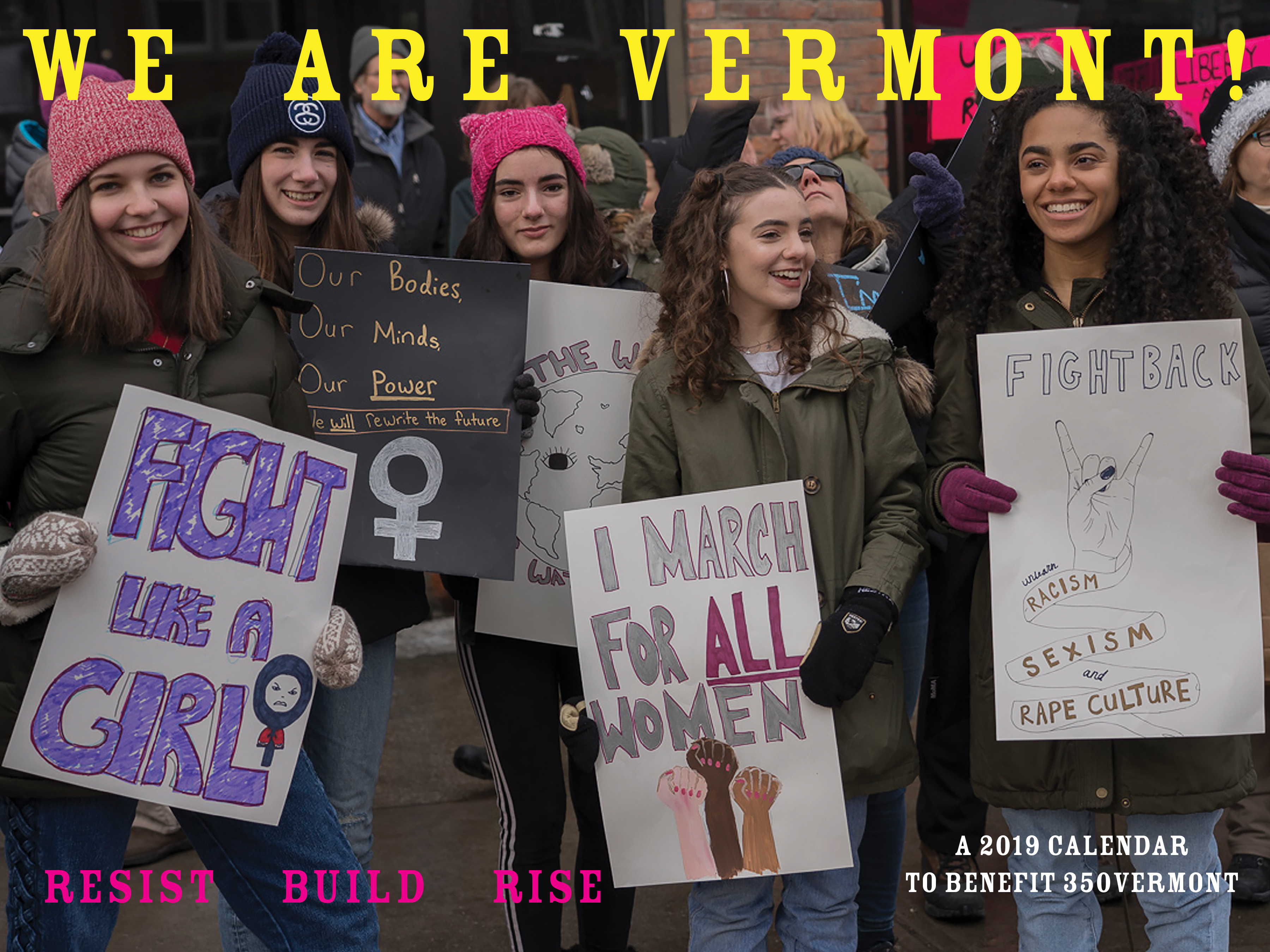 We Are Vermont: Resist, Build, Rise