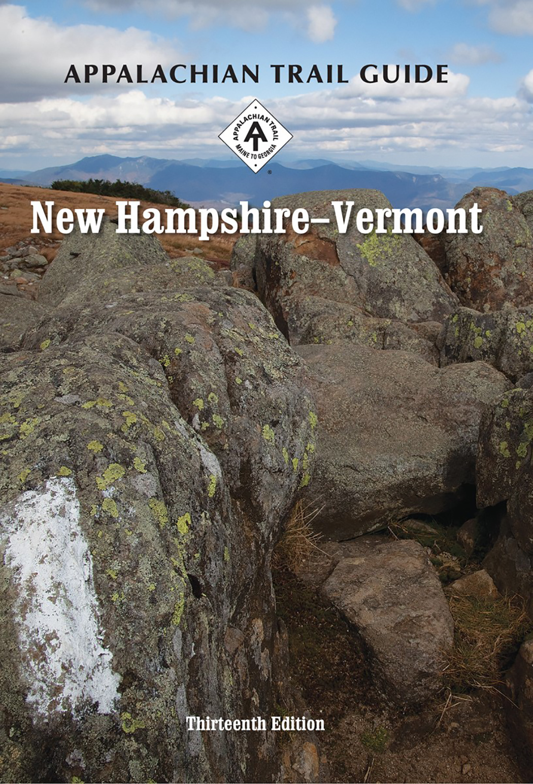 Appalachian Trail Guide to New Hampshire-Vermont