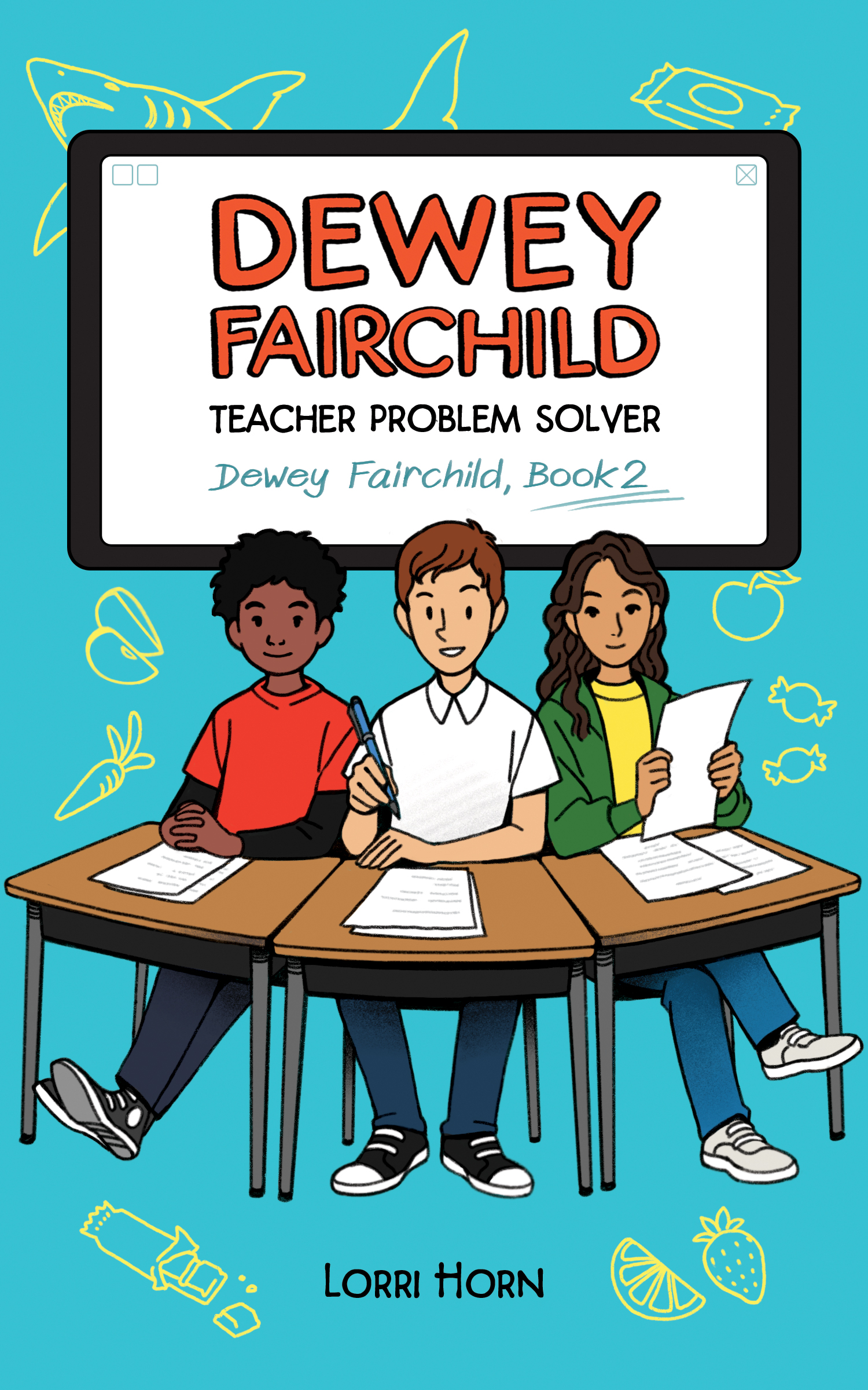 Dewey Fairchild, Teacher Problem Solver