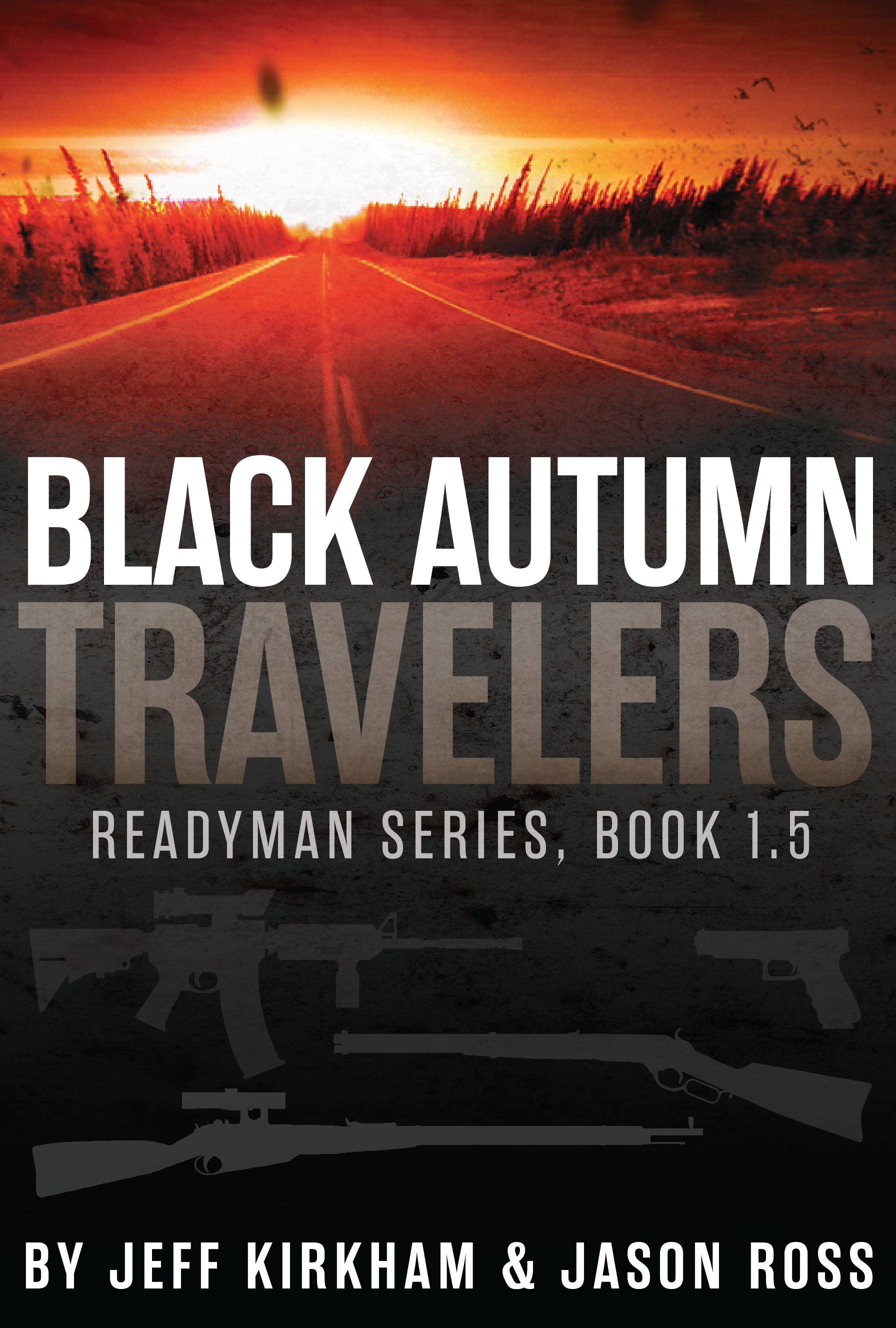 Black Autumn Travelers