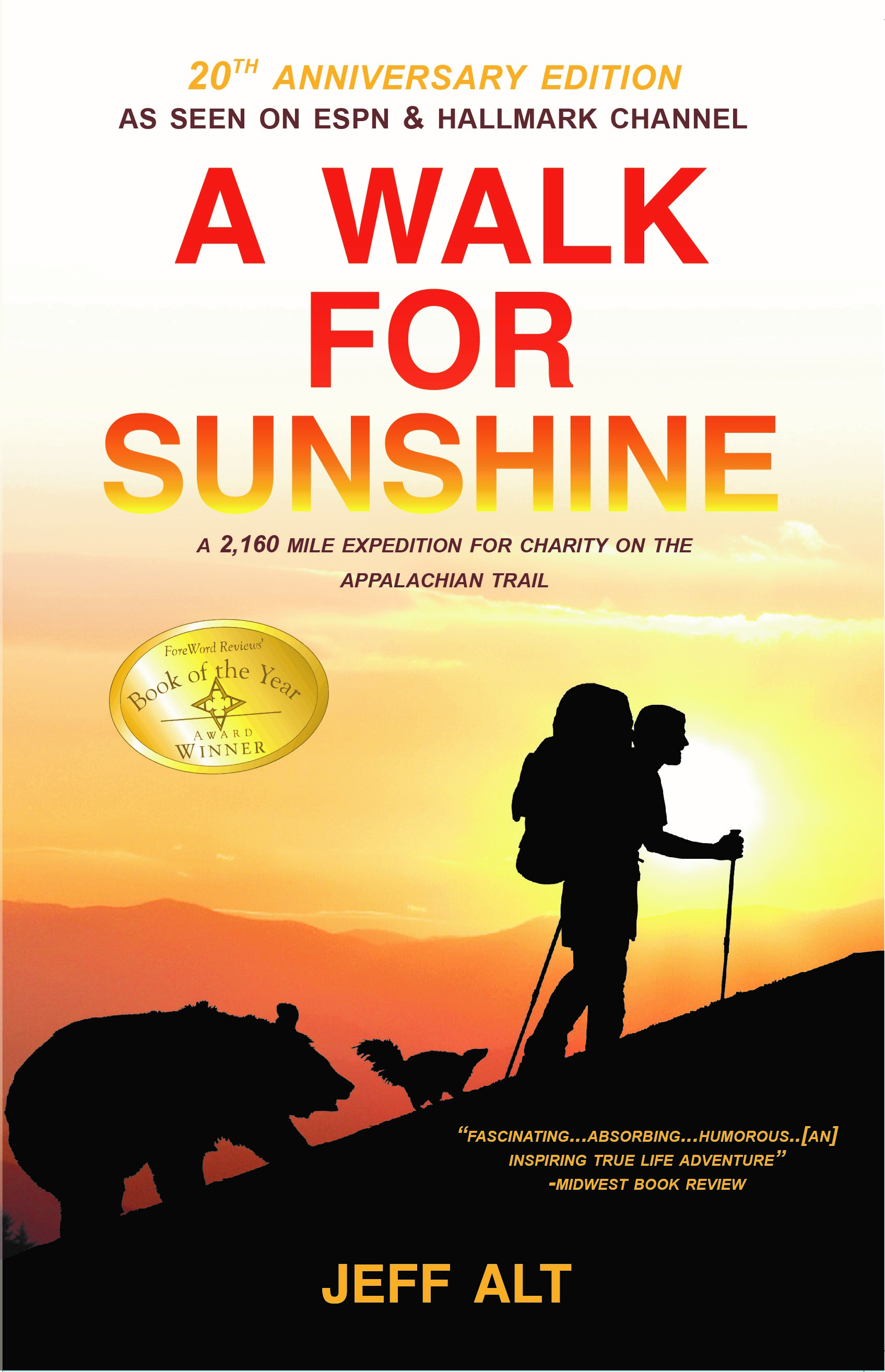 A Walk for Sunshine