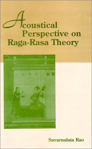 ACOUSTICAL PERSPECTIVE ON RAGA-RASA THEORY.