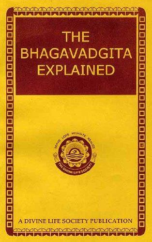 BHAGAVAD GITA EXPLAINED.