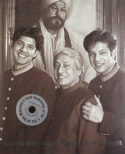 ABBA…GOD'S GREATEST GIFT TO US. Complimentary CD included. Amjad Ali Khan.