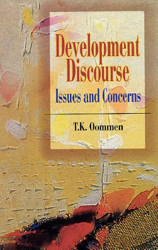 DEVELOPMENT DISCOURSE: Issues and Concerns.