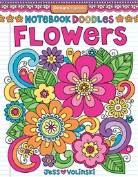 Notebook Doodles Flowers