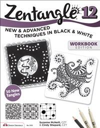 Zentangle 12, Workbook Edition