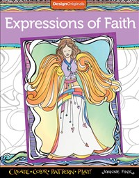 Expressions of Faith Coloring Book