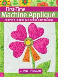 First-Time Machine Appliqué