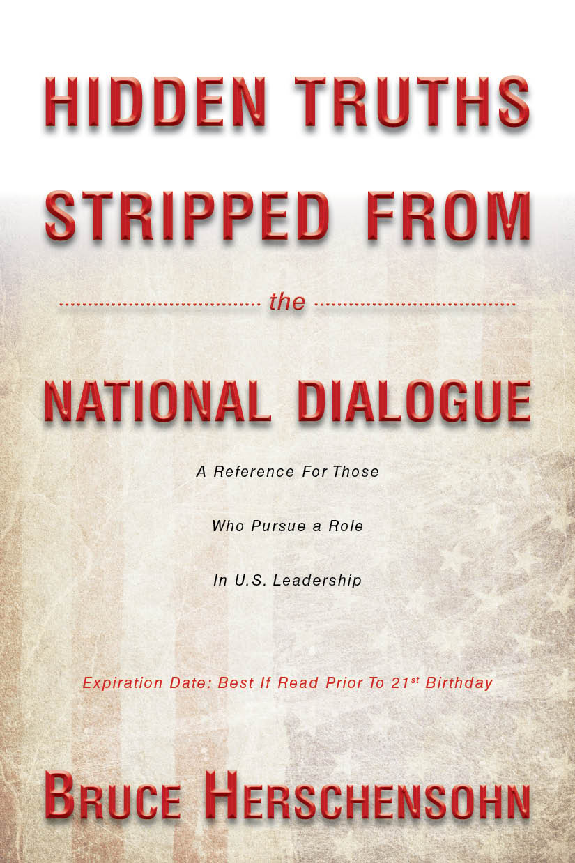 Hidden Truths Stripped From the National Dialogue