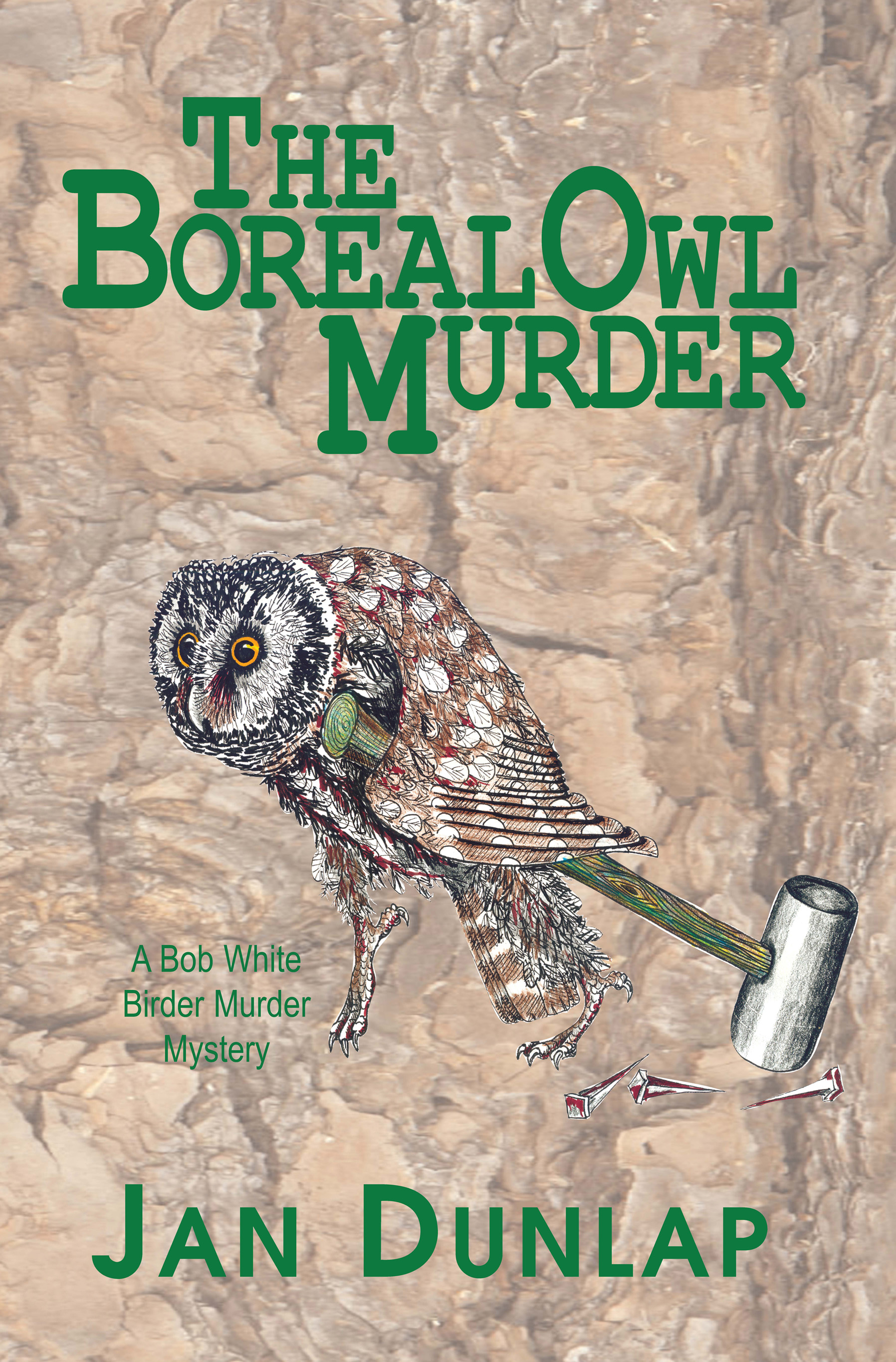 The Boreal Owl Murder