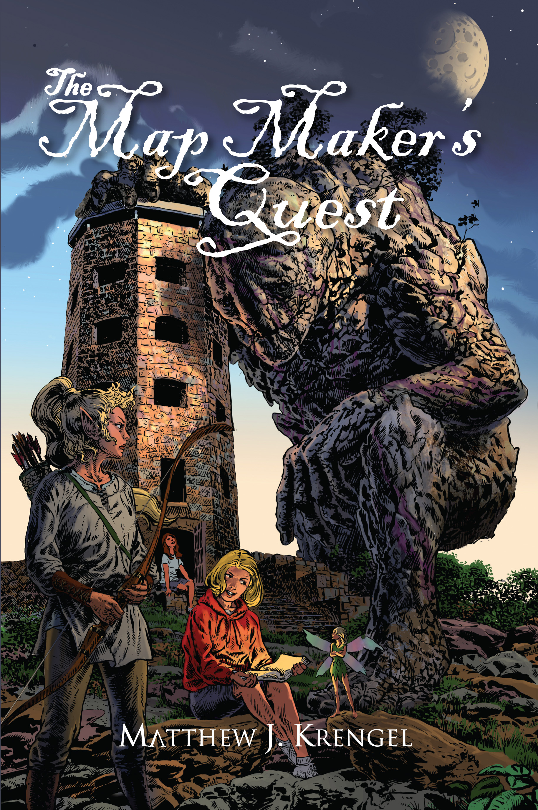 The Map Maker's Quest
