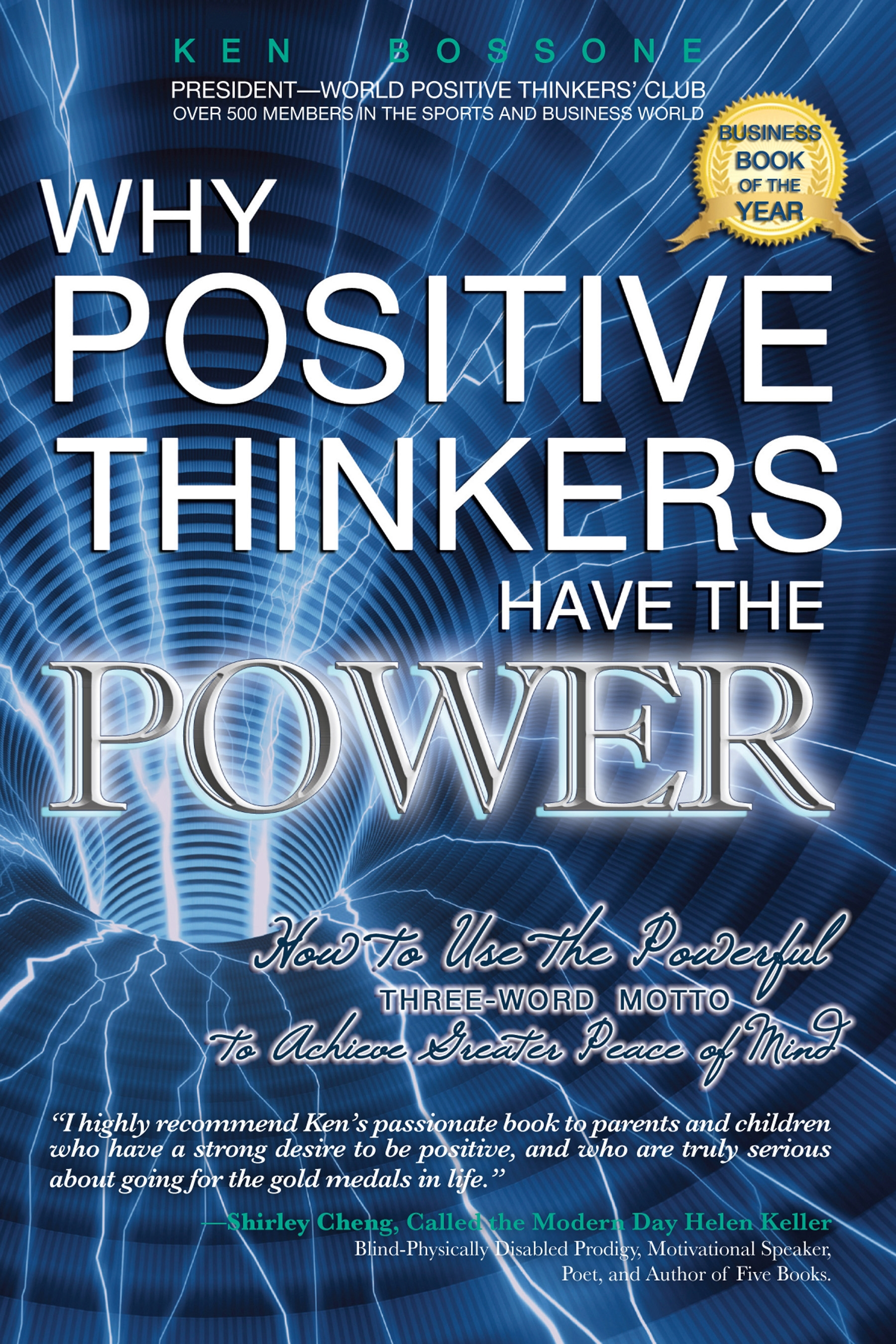 Why Positive Thinkers Have The Power