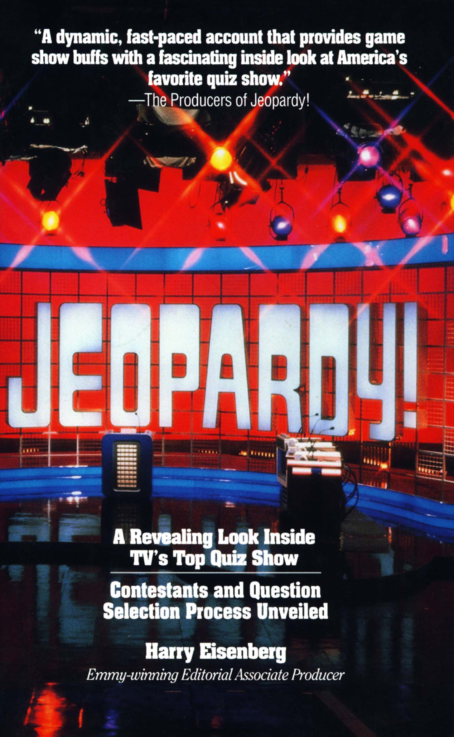 Jeopardy! - A Revealing Look Inside TV's Top Quiz Show
