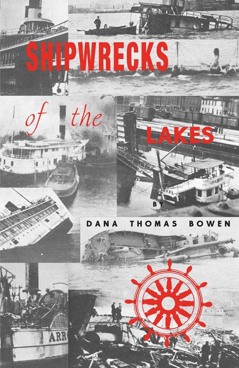 Shipwrecks of the Lakes
