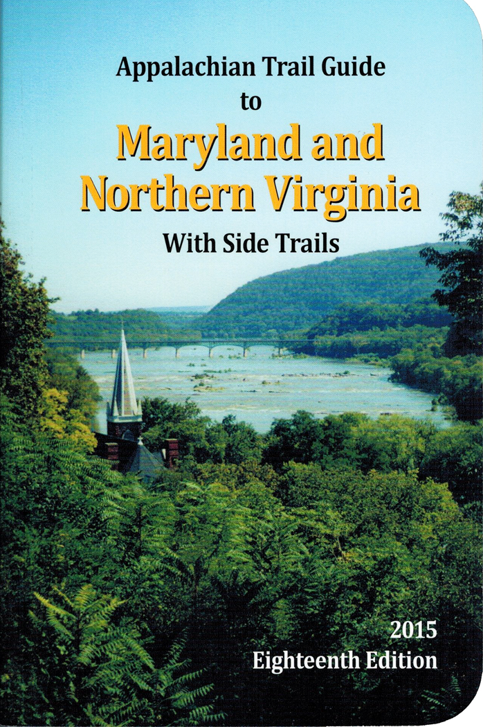 Appalachian Trail Guide to Maryland-Northern Virginia