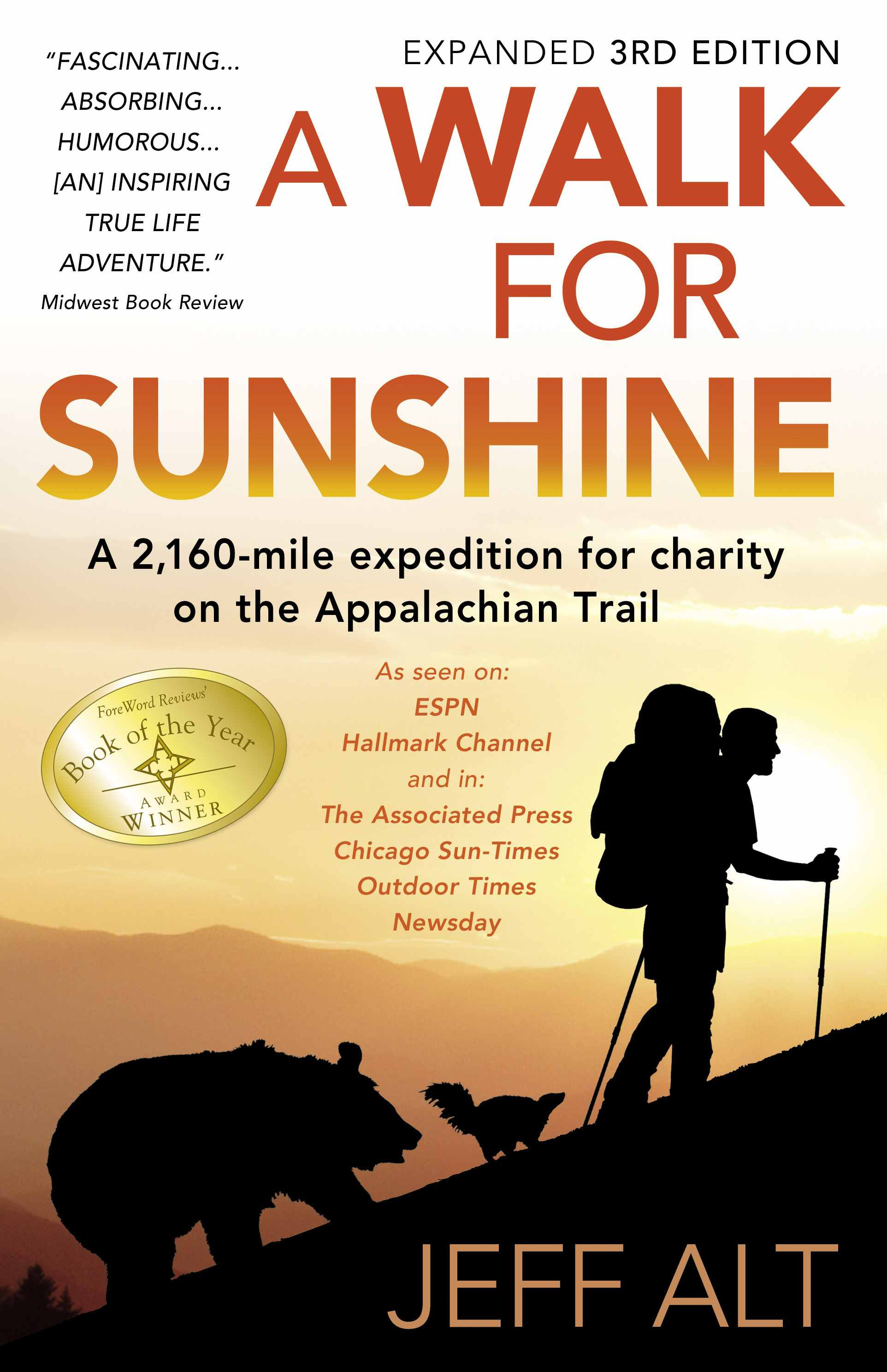 A Walk For Sunshine- 3rd Edition