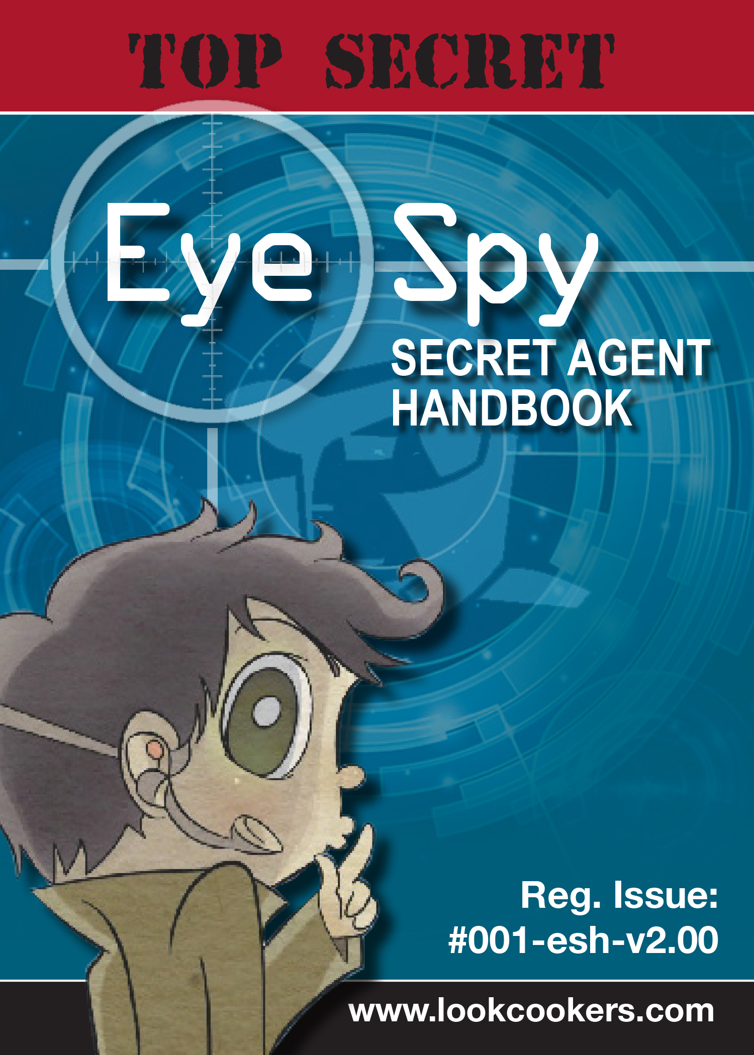 Eye Spy Secret Agent Handbook