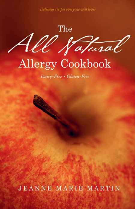 The All Natural Allergy Cookbook