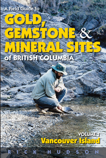 A Field Guide to Gold, Gemstones and Minerals Vol 1