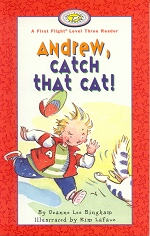 Andrew, Catch That Cat!